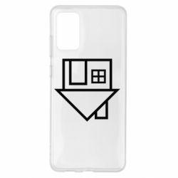 Чехол для Samsung S20+ The Neighbourhood Logotype