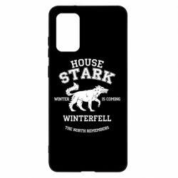 Чехол для Samsung S20+ The North Remembers - House Stark