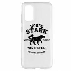 Чехол для Samsung S20 The North Remembers - House Stark