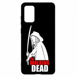 Чохол для Samsung S20+ The walking dead (Ходячі мерці)