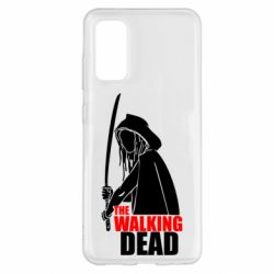Чохол для Samsung S20 The walking dead (Ходячі мерці)