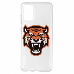 Чохол для Samsung S20+ Tiger
