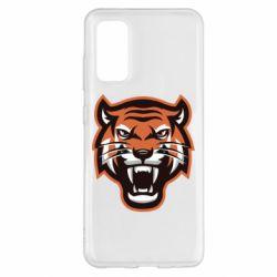 Чохол для Samsung S20 Tiger