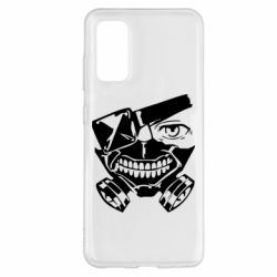 Чохол для Samsung S20 Tokyo Ghoul mask