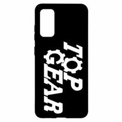 Чохол для Samsung S20 Top Gear I