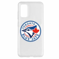 Чохол для Samsung S20 Toronto Blue Jays