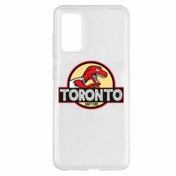 Чохол для Samsung S20 Toronto raptors park