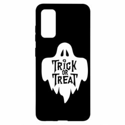 Чехол для Samsung S20 Trick or Treat
