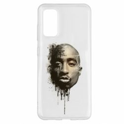 Чехол для Samsung S20 Tupac Shakur