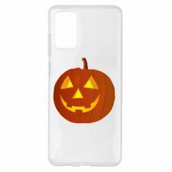 Чохол для Samsung S20+ Тыква Halloween