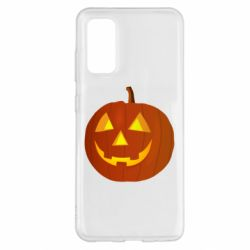 Чохол для Samsung S20 Тыква Halloween
