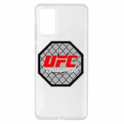 Чехол для Samsung S20+ UFC Cage