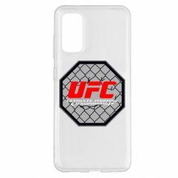 Чехол для Samsung S20 UFC Cage