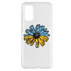 Чехол для Samsung S20 Українська квітка