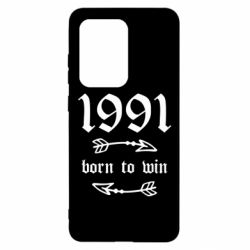 Чохол для Samsung S20 Ultra 1991 Born to win
