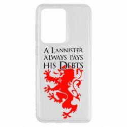 Чохол для Samsung S20 Ultra A Lannister always pays his debts