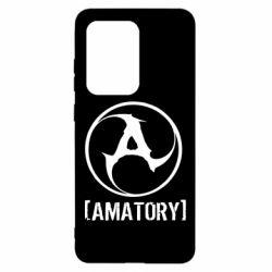 Чохол для Samsung S20 Ultra Amatory