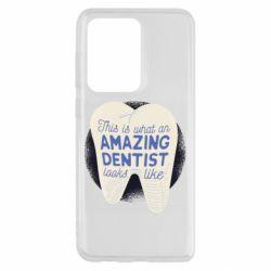 Чохол для Samsung S20 Ultra Amazing Dentist