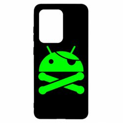Чохол для Samsung S20 Ultra Pirate Android