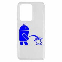Чохол для Samsung S20 Ultra Android принижує Apple