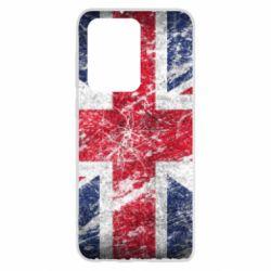 Чехол для Samsung S20 Ultra Англия