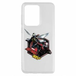 Чохол для Samsung S20 Ultra ANT MAN and the WASP MARVEL
