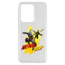 Чохол для Samsung S20 Ultra Ant - Man and Wasp