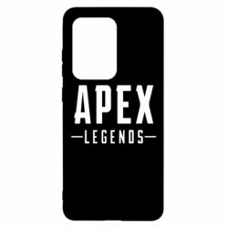 Чохол для Samsung S20 Ultra Apex legends logo 1