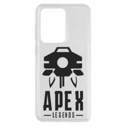 Чохол для Samsung S20 Ultra Apex Legends symbol health