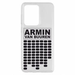 Чохол для Samsung S20 Ultra Armin Van Buuren Trance