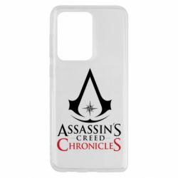 Чохол для Samsung S20 Ultra Assassin's creed ChronicleS