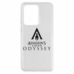 Чохол для Samsung S20 Ultra Assassin's Creed: Odyssey logotype
