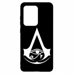 Чохол для Samsung S20 Ultra Assassin's Creed Origins logo