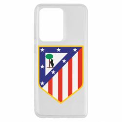 Чехол для Samsung S20 Ultra Atletico Madrid