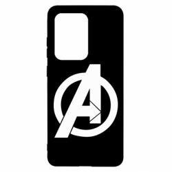 Чохол для Samsung S20 Ultra Avengers logo
