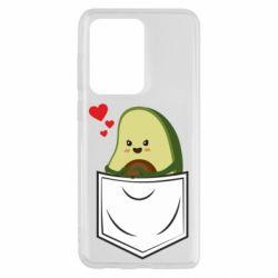 Чехол для Samsung S20 Ultra Avocado in your pocket