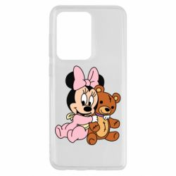 Чохол для Samsung S20 Ultra Baby minnie and bear