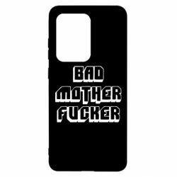 Чехол для Samsung S20 Ultra Bad Mother F*cker