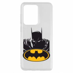 Чохол для Samsung S20 Ultra Batman face