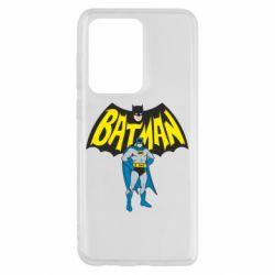 Чехол для Samsung S20 Ultra Batman Hero