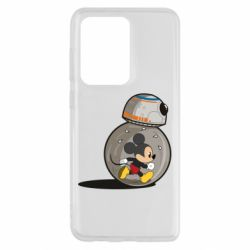 Чохол для Samsung S20 Ultra BB-8 and Mickey Mouse