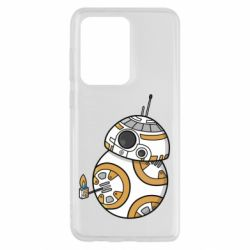 Чехол для Samsung S20 Ultra BB-8 Like