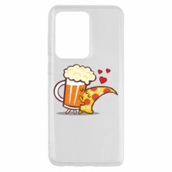 Чохол для Samsung S20 Ultra Beer and Pizza were kissed