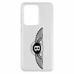 Чохол для Samsung S20 Ultra Bentley wings