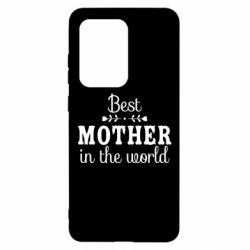 Чохол для Samsung S20 Ultra Best mother in the world