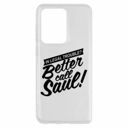 Чохол для Samsung S20 Ultra Better call Saul!
