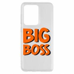 Чохол для Samsung S20 Ultra Big Boss
