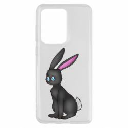 Чохол для Samsung S20 Ultra Black Rabbit
