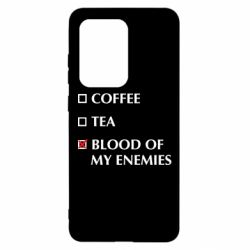 Чохол для Samsung S20 Ultra Blood of my enemies