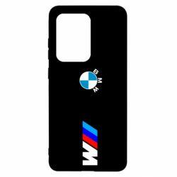 Чохол для Samsung S20 Ultra BMW M